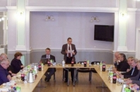 Erste Vertreterversammlung 2012