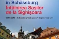 Einladung zum Sachsentreffen 2013 in Schäßburg