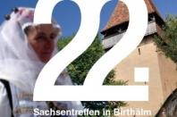 Programm des 22. Sachsentreffens am 22. September 2012