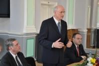 Martin Bottesch neuer Vorsitzender des Siebenbürgenforums